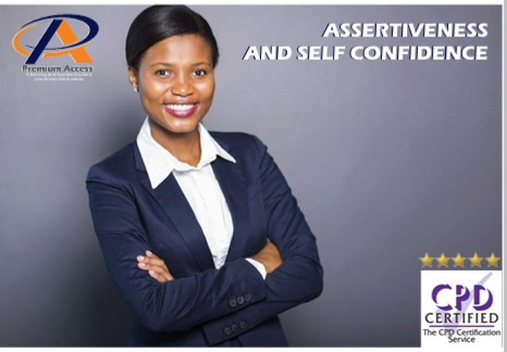 Assertiveness and self confidence